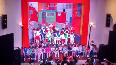 Come and join the Band